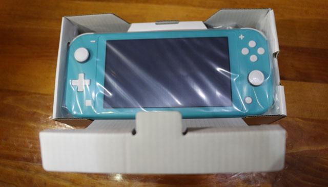 Nintendo Switch Lite ターコイズ