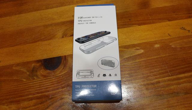 Nintendo Switch Lite カバー