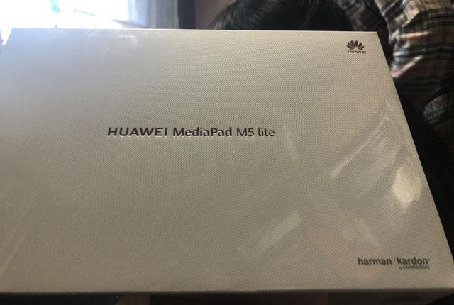 HUAWEI Media Pad M5 lite
