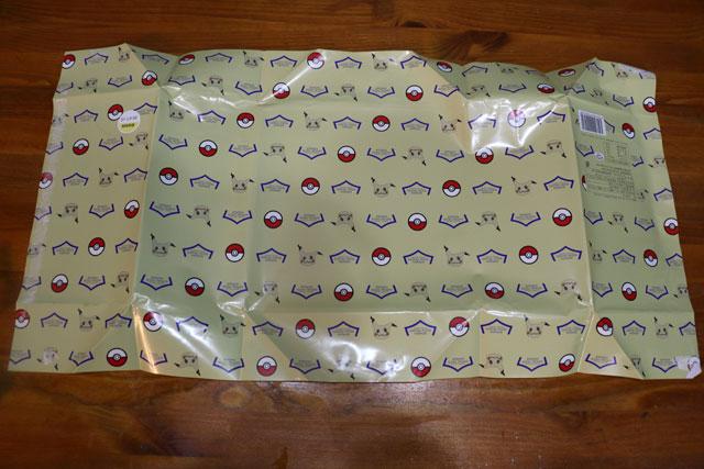 ミミッキュ缶包装紙