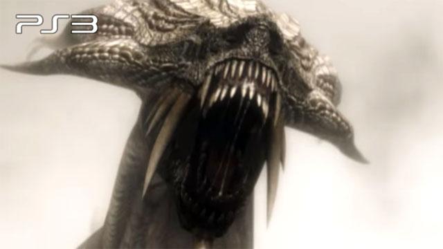 デモンズソウルリメイク トレーラー比較 PS3