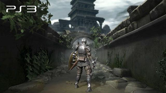 デモンズソウルリメイク スクリーンショット比較 PS3