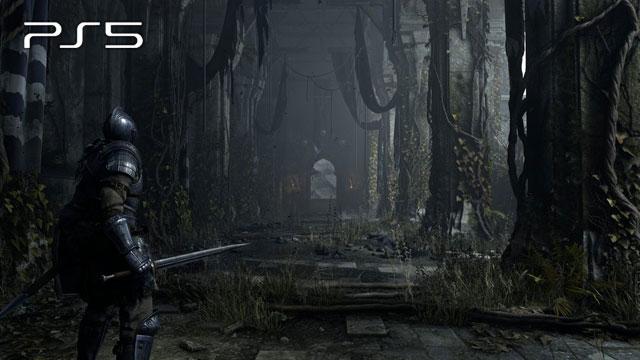 デモンズソウルリメイク スクリーンショット比較 PS5